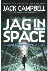 [JAG In Space: A Just Determination (Product Image)]