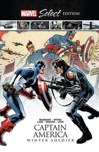[Captain America: Winter Soldier: Marvel Select (Hardcover) (Product Image)]