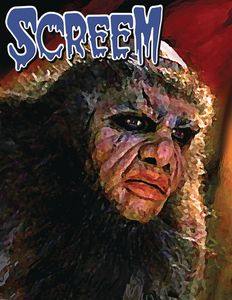 [Screem #39 (Frankenstein PX Edition) (Product Image)]