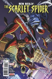 [Ben Reilly: Scarlet Spider #24 (Product Image)]