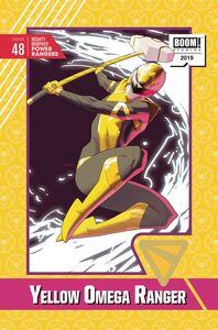 [Mighty Morphin Power Rangers #48 (Anka Variant) (Product Image)]