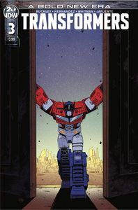 [Transformers #3 (Cover A Roche) (Product Image)]