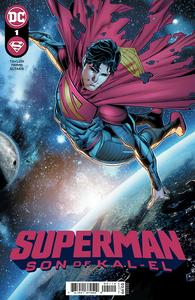 [Superman: Son Of Kal El #1 (2nd Printing) (Product Image)]