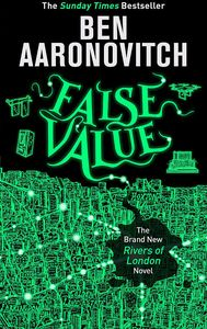 [Rivers Of London: Book 8: False Value (Glow In The Dark Edition Hardcover) (Product Image)]