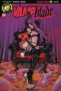 [Vampblade: Season 4 #2 (Cover A Brao) (Product Image)]