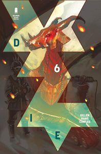 [Die #6 (2nd Printing) (Product Image)]