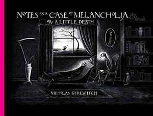 [Notes On A Case Of Melancholia, Or A Little Death (Hardcover) (Product Image)]