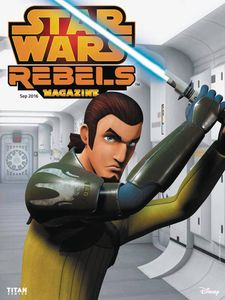 [Star Wars Rebels #6 (PX Edition) (Product Image)]