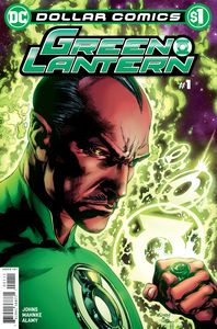 [Dollar Comics: Green Lantern #1 (2011) (Product Image)]