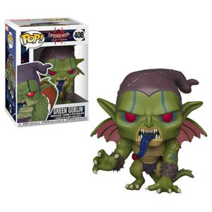[Marvel: Spider-Man: Into The Spider-Verse: Pop! Vinyl Figure: Green Goblin (Product Image)]