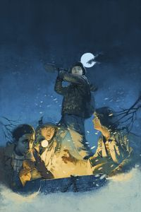[Stranger Things: Tomb Of Ybwen #2 (Cover A Aspinall) (Product Image)]