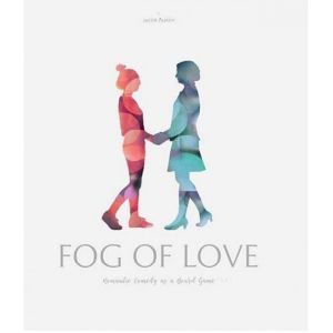 [Fog Of Love (Female Couple Cover) (Product Image)]