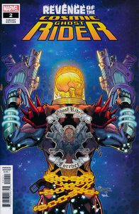 [Revenge Of The Cosmic Ghost Rider #2 (Lubera Variant) (Product Image)]
