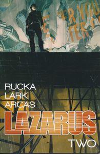 [Lazarus: Volume 2: Lift (Forbidden Planet Signed Mini Print Edition) (Product Image)]