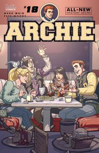 [Archie #18 (Cover A Reg Pete Woods) (Product Image)]