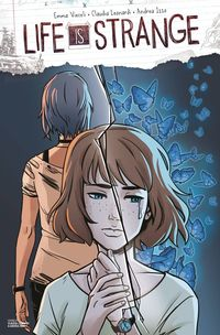 [The cover for Life Is Strange #4 (Cover A Leonardi)]