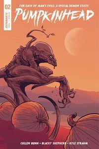 [Pumpkinhead #2 (Cover A Strahm) (Product Image)]