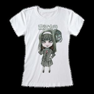 [Junji Ito: T-Shirt: Tomie Kara (Slim) (Product Image)]