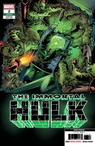 [Immortal Hulk #2 (4th Printing Bennett Variant) (Product Image)]