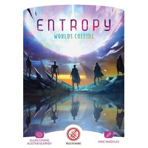 [Entropy: Worlds Collide (Product Image)]