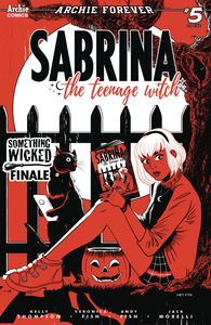 [Sabrina: Something Wicked #5 (Cover C Andy Fish) (Product Image)]