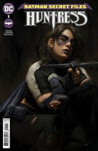 [Batman: Secret Files: Huntress #1 (Product Image)]