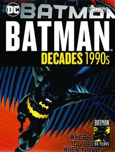[Batman Decades #6: 1990s Batman (Product Image)]