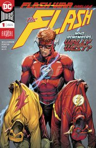 [Flash Annual #1 (Product Image)]