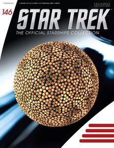 [Star Trek Starships #146: Fesarius (Product Image)]