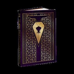[Dune: Collectors Edition Corrino Core Rulebook (Product Image)]