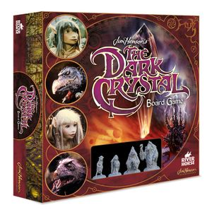 [Jim Henson's The Dark Crystal: Board Game (Product Image)]