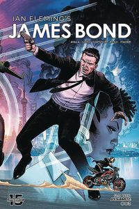 [James Bond #3 (Cover A Cheung Fold Out) (Product Image)]