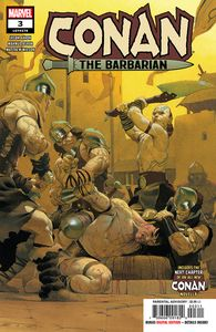 [Conan: The Barbarian #3 (Product Image)]