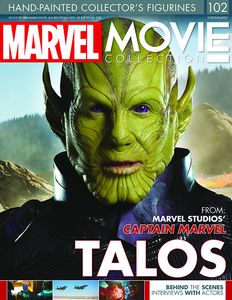 [Marvel Movie Collection #102: Talos Skrull (Product Image)]