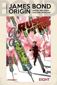 [James Bond: Origin #8 (Cover A Panosian) (Product Image)]