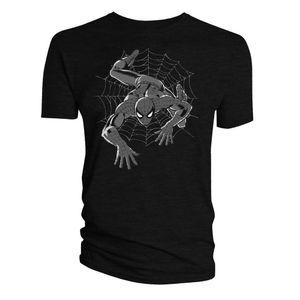 [Marvel: T-Shirt: Spider-Man Web (Product Image)]