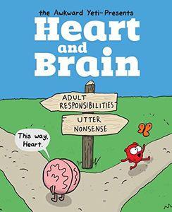 [Heart & Brain: An Awkward Yeti Collection (Product Image)]