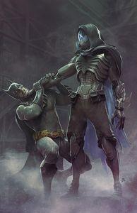 [Batman #118 (Bjorn Barends Variant) (Product Image)]