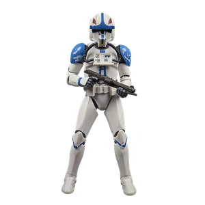 [Star Wars: The Clone Wars: Black Series Lucasfilm 50th Anniversary Action Figure: Clone Pilot Hawk (Product Image)]