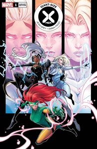 [Giant Size: X-Men: Jean Grey & Emma Frost #1 (Coello Variant) (Product Image)]