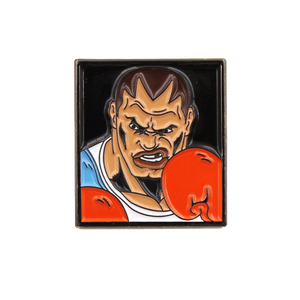 [Street Fighter: Pin: Balrog (Product Image)]