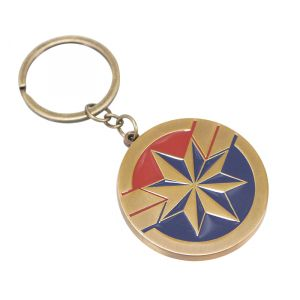[Marvel: Keyring: Captain Marvel (Product Image)]
