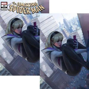 [Amazing Spider-Man #48 (Jeehyung Lee Variant Set) (Product Image)]