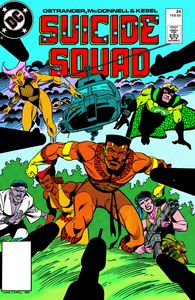 [Suicide Squad: Volume 3: Rogues (Product Image)]