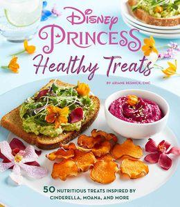 [Disney Princess: Healthy Treats Cookbook (Hardcover) (Product Image)]