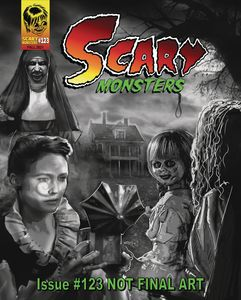 [Scary Monsters Magazine #123 (Product Image)]