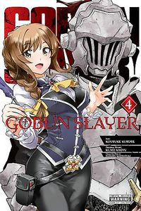 [Goblin Slayer: Volume 4 (Product Image)]