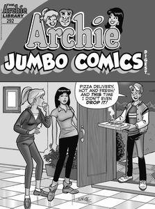 [Archie: Jumbo Comics Digest #292 (Product Image)]