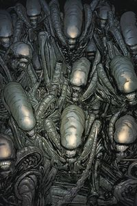 [Aliens: Colonial Marines: Rising Threat #2 (Cover A Jones & Gough) (Product Image)]