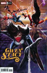[Gwen Stacy #1 (Jie Yuan Connecting Chinese New Year Va) (Product Image)]